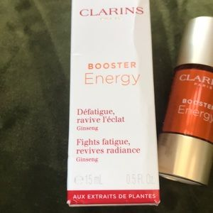 Clarins Makeup - Clayton's booster energy